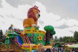 Elbląg Atrakcja Park rozrywki Nowa Holandia